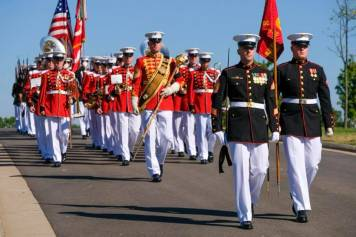 Active Military Resilient Leadership