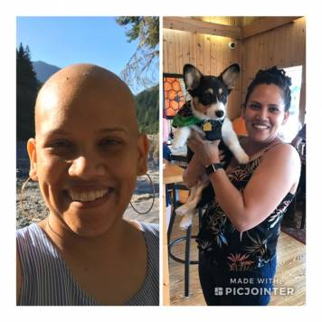 Cancer Can't and Won't Get Me
