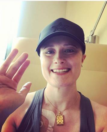 From College Athlete to Stage IV Cancer Mom